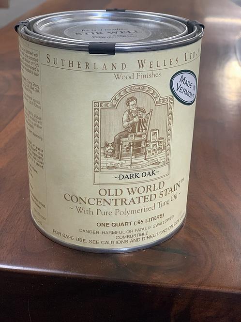 Old world Wood stain - Dark Oak