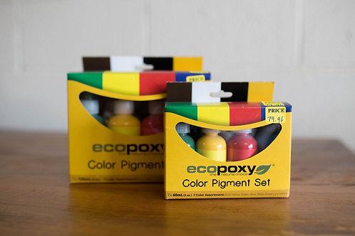 Ecopoxy Color Pigment Set