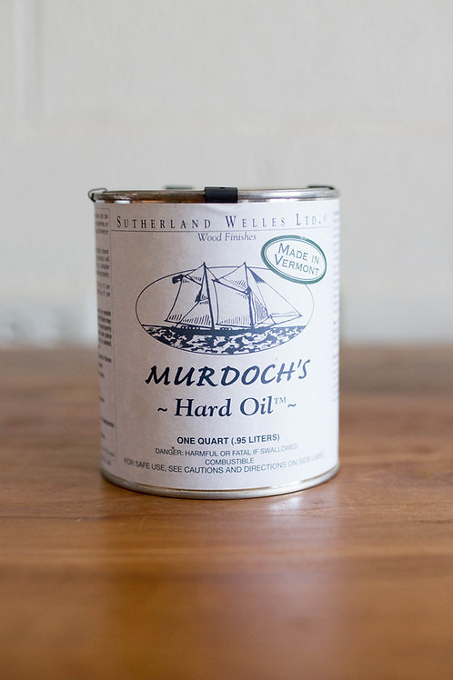 Murdoch's Hard Oil