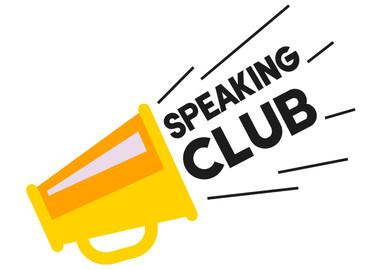 Speaking club с интересным гостем!