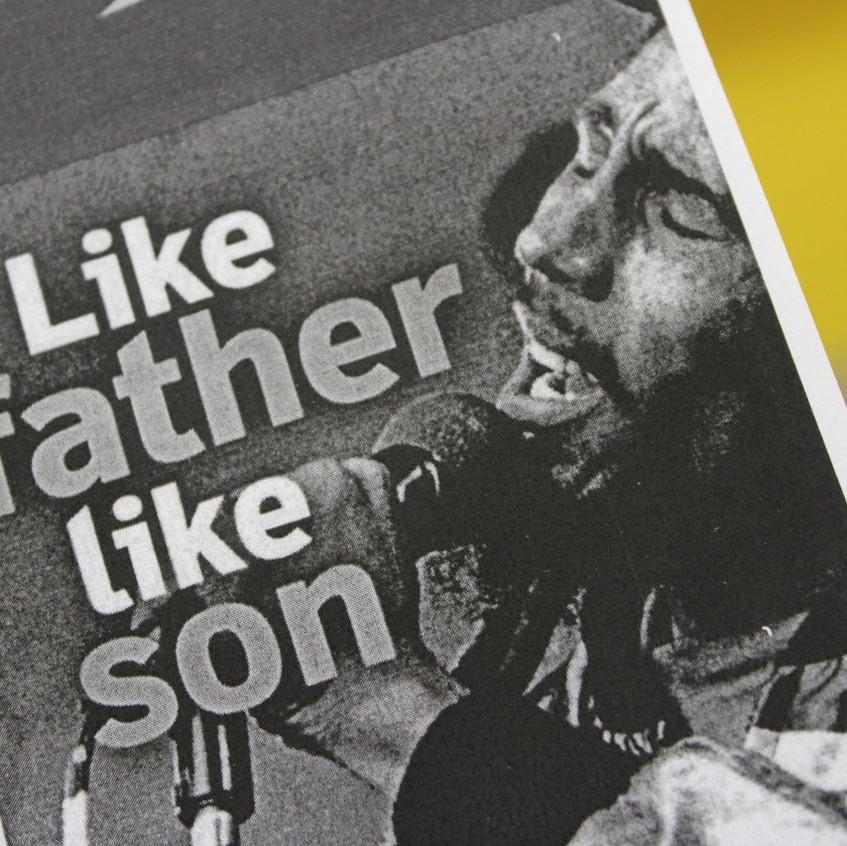 "Урок ""Like father like son"""