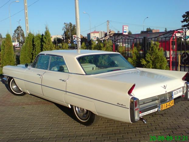 1963 Cadillac Park Avenue