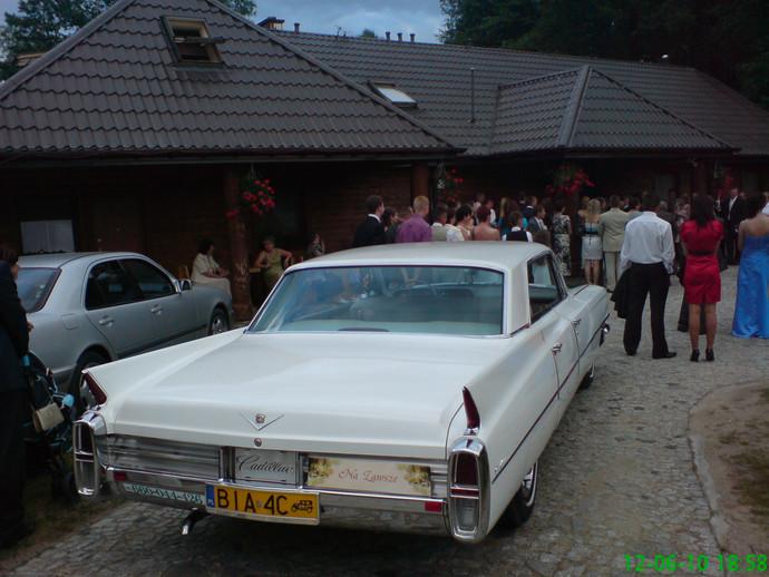 1963 Cadillac de Ville Park Avenue