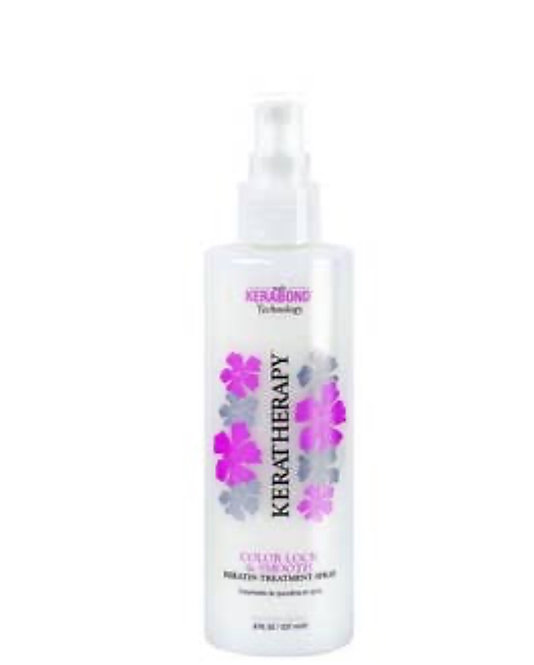 Keratin Color Lock N Smooth Treatment Spray