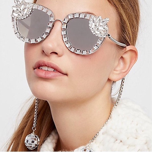 Disco Chateau by MyWillows™️ Sunglasses