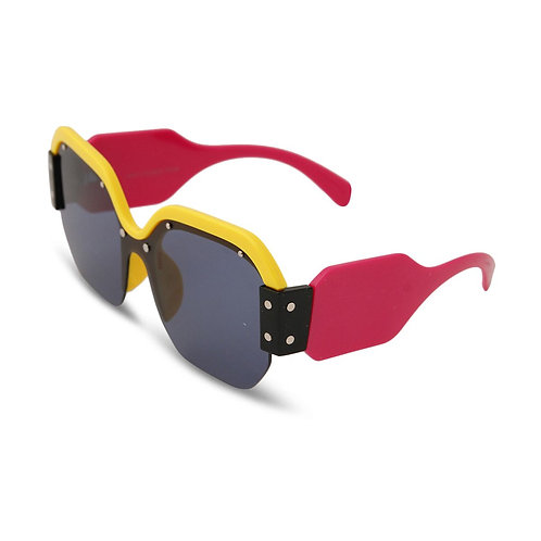 Social Butterfly Sunglasses - Multi