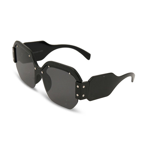 Social Butterfly Sunglasses - Black