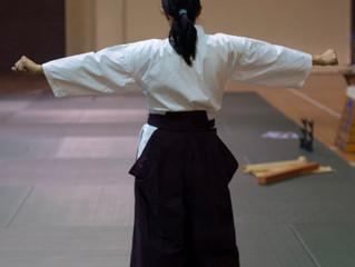 Tu deberías practicar Aikido…