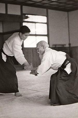 Morihei Ueshiba - Creador del Aikido