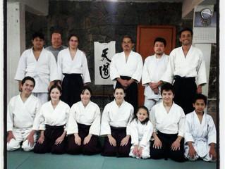 Aikido y constancia.