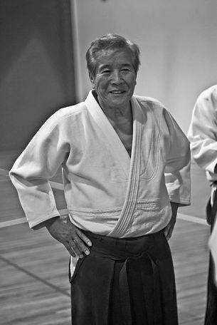 Kenji Shimizu - Fundador Tendoryu Aikido