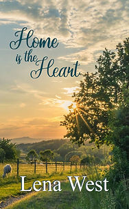 front cover only 2 - Home is the Heart s