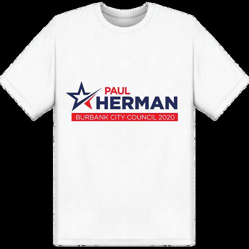 Paul Herman for Burbank T-Shirt