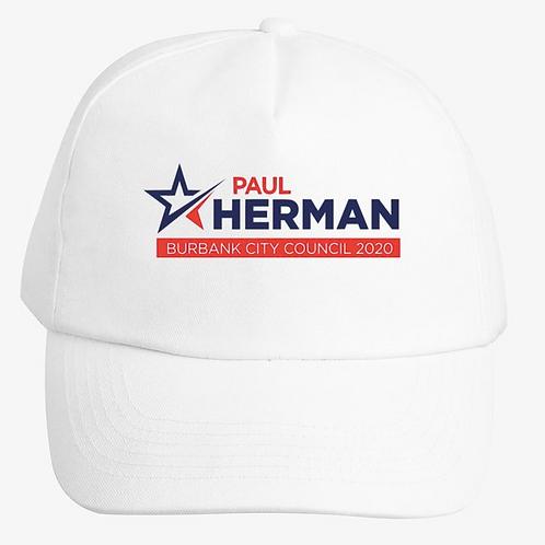 Paul Herman for Burbank Hat