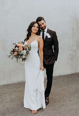 Chicago Illinois Bride and Groom