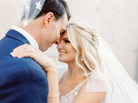 Brenna + Luke: Ethereal Wisconsin Wedding