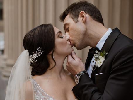 Liz + Joe: Timeless Chicago Wedding