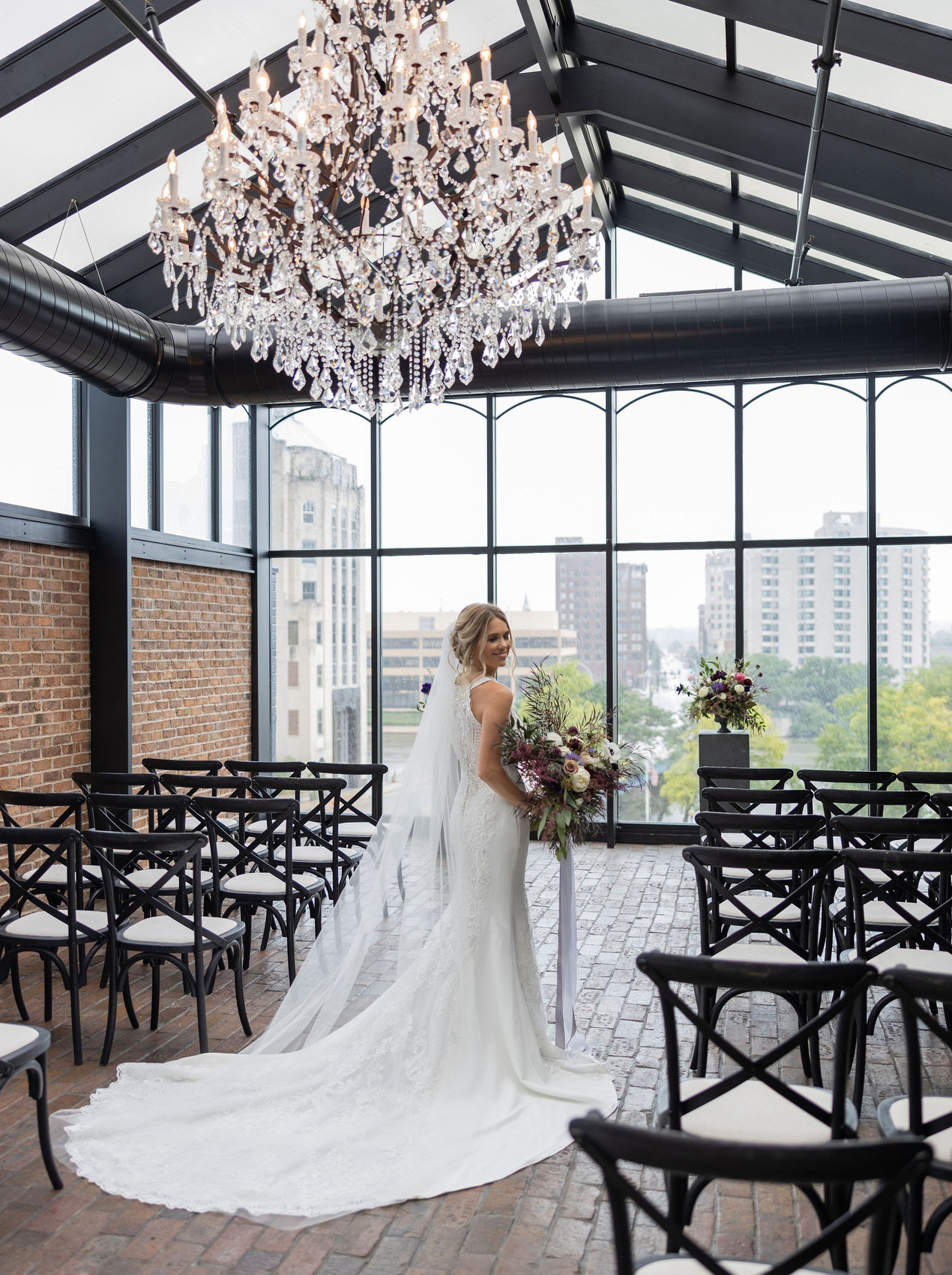 Rockford Illinois wedding ceremony