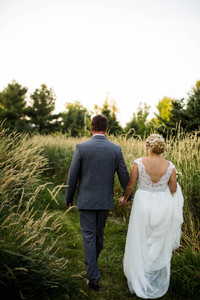 Illinois outdoor wedding