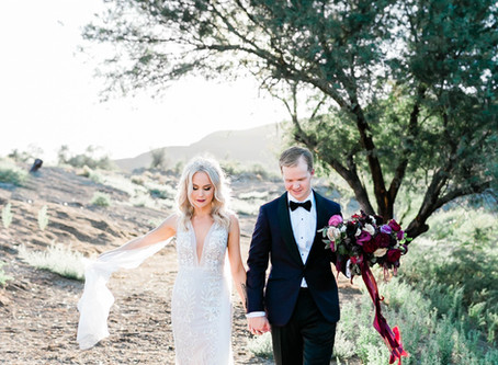 Afton + Chad: Las Vegas Destination Wedding