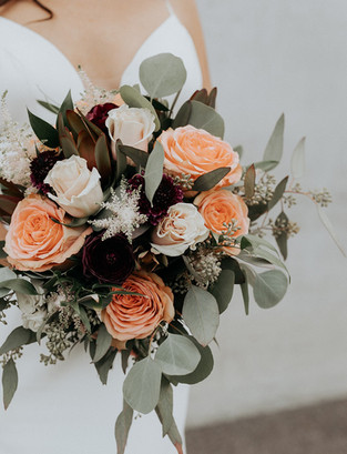 Bridal bouquet from Chicago florist