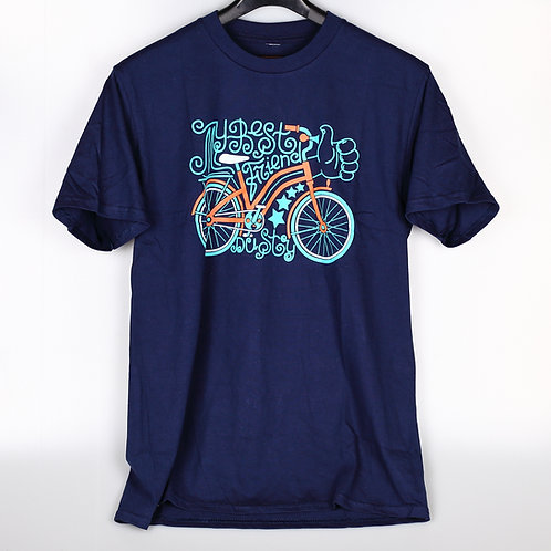 20th YEAR TEE BIKE