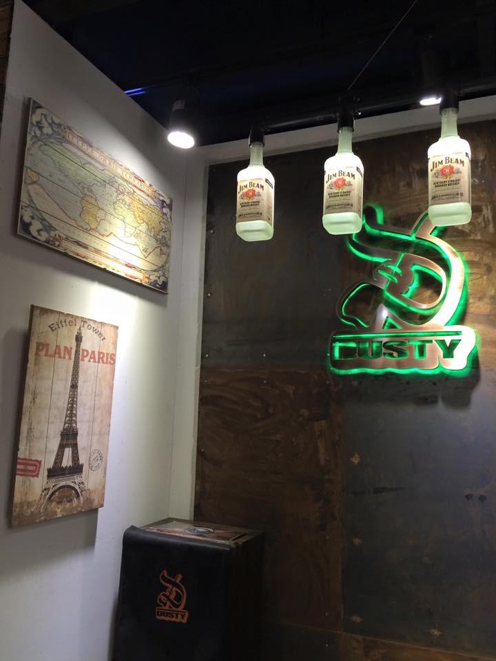 Dusty 黃大仙店已於1/10/2015正式開業