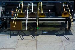 St. Pat's French Quarter Trombones