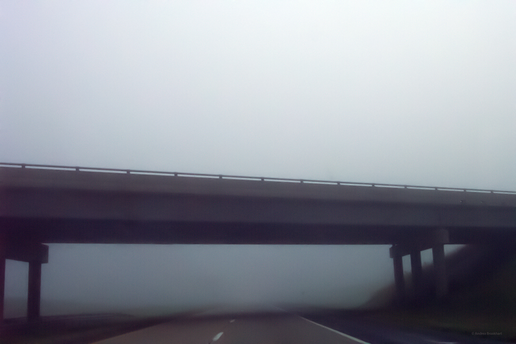 Overpass to the Fog