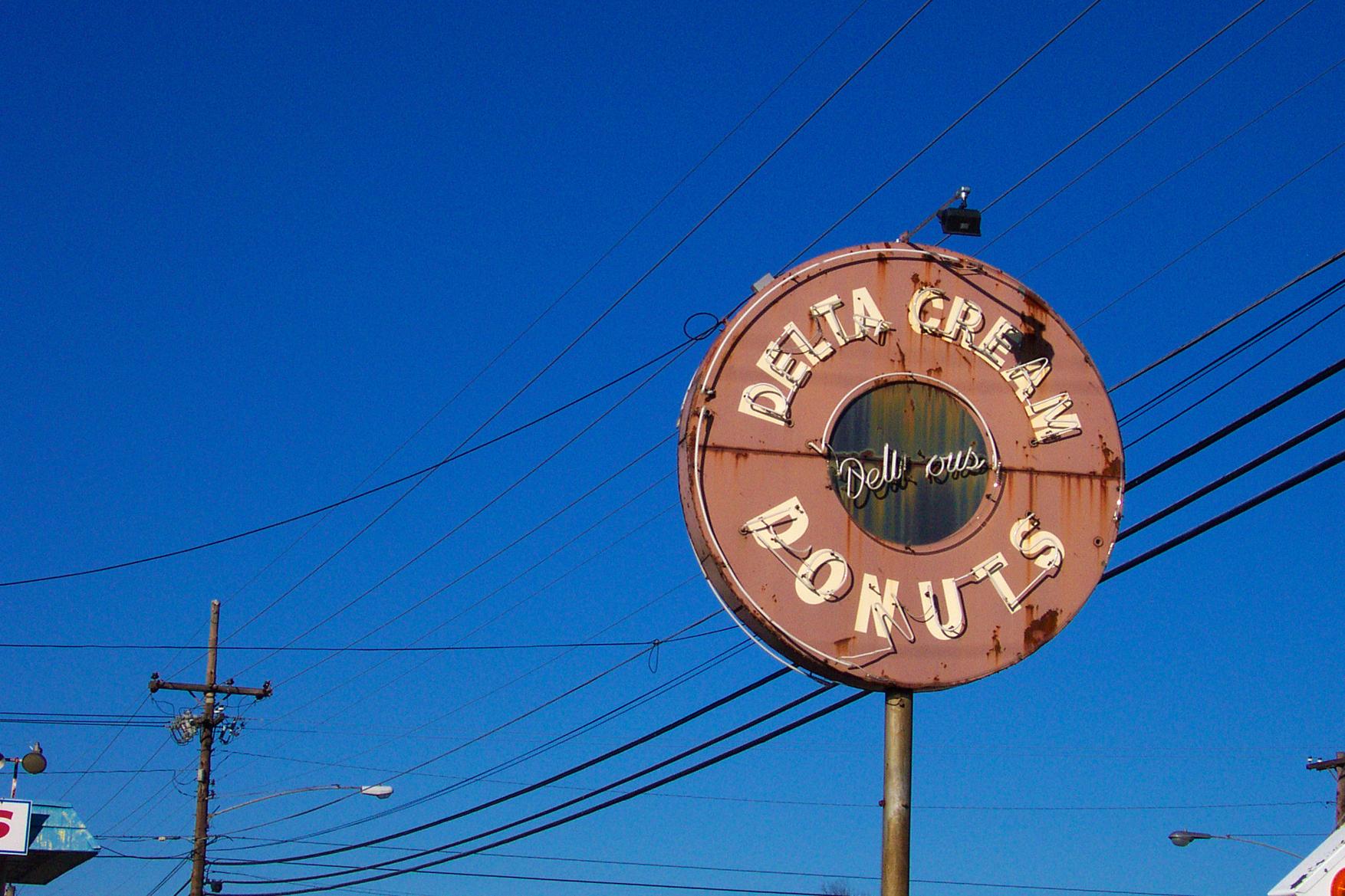 Delta Cream Donuts