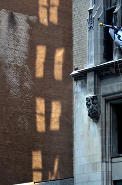 NYC Ghost Windows