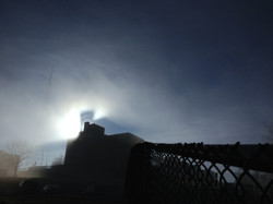 Shadow in the Fog