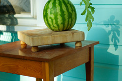 Watermelon on the Porch
