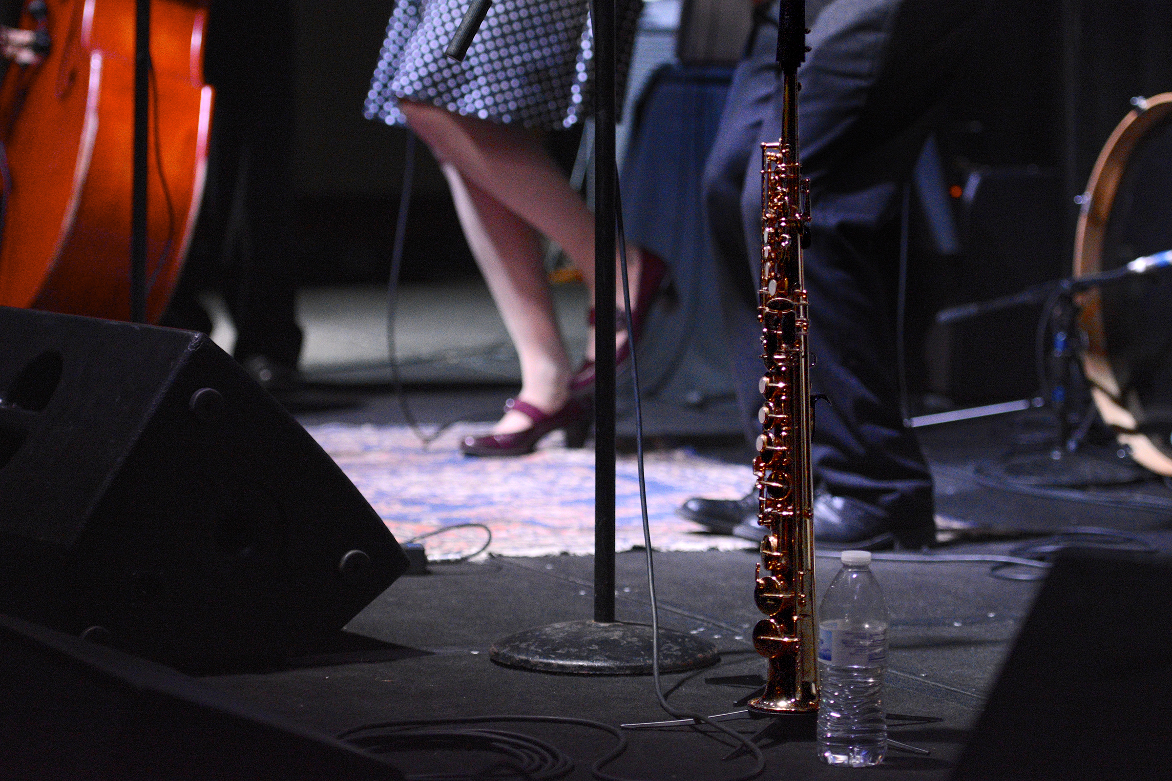 Victor and Penny's Clarinet