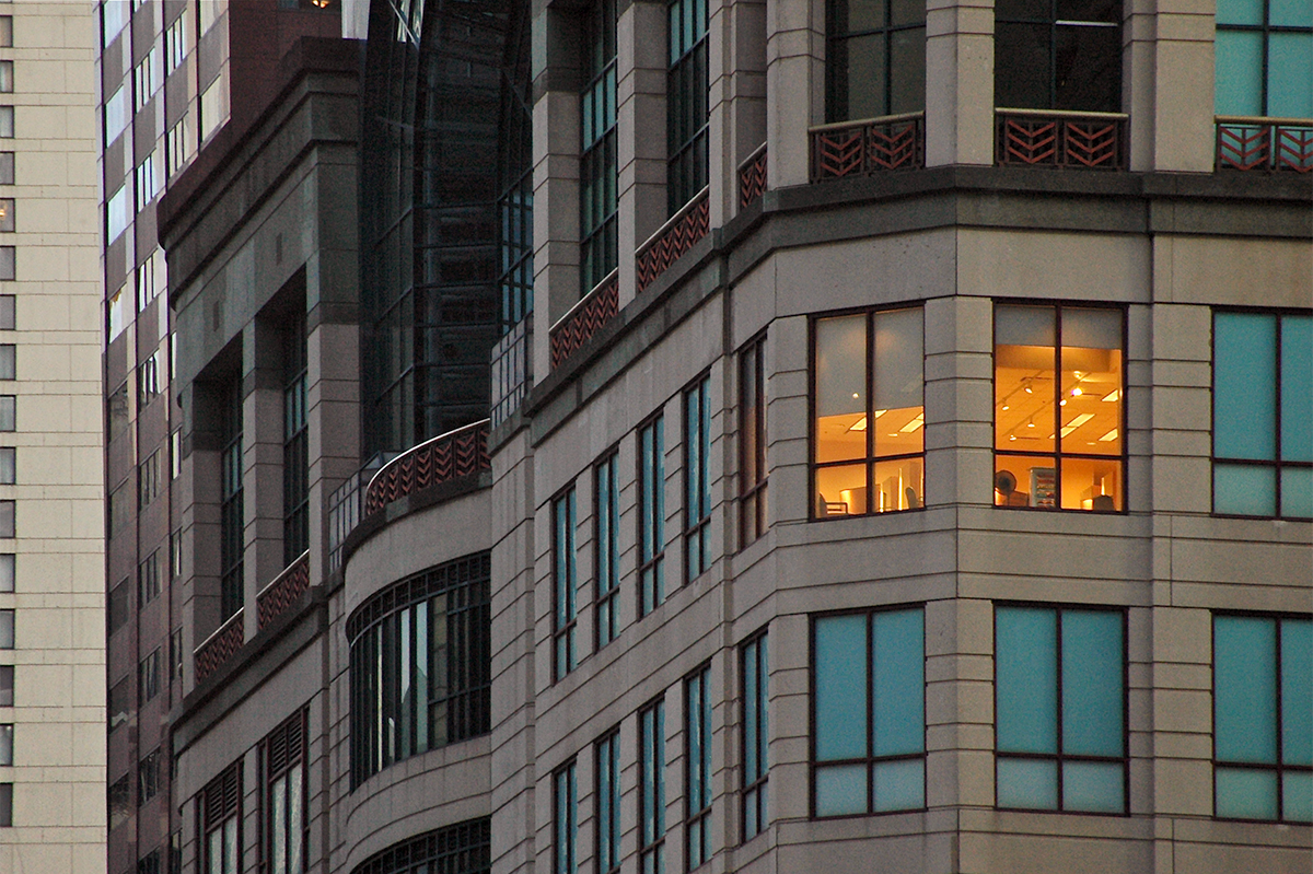Orange Windows