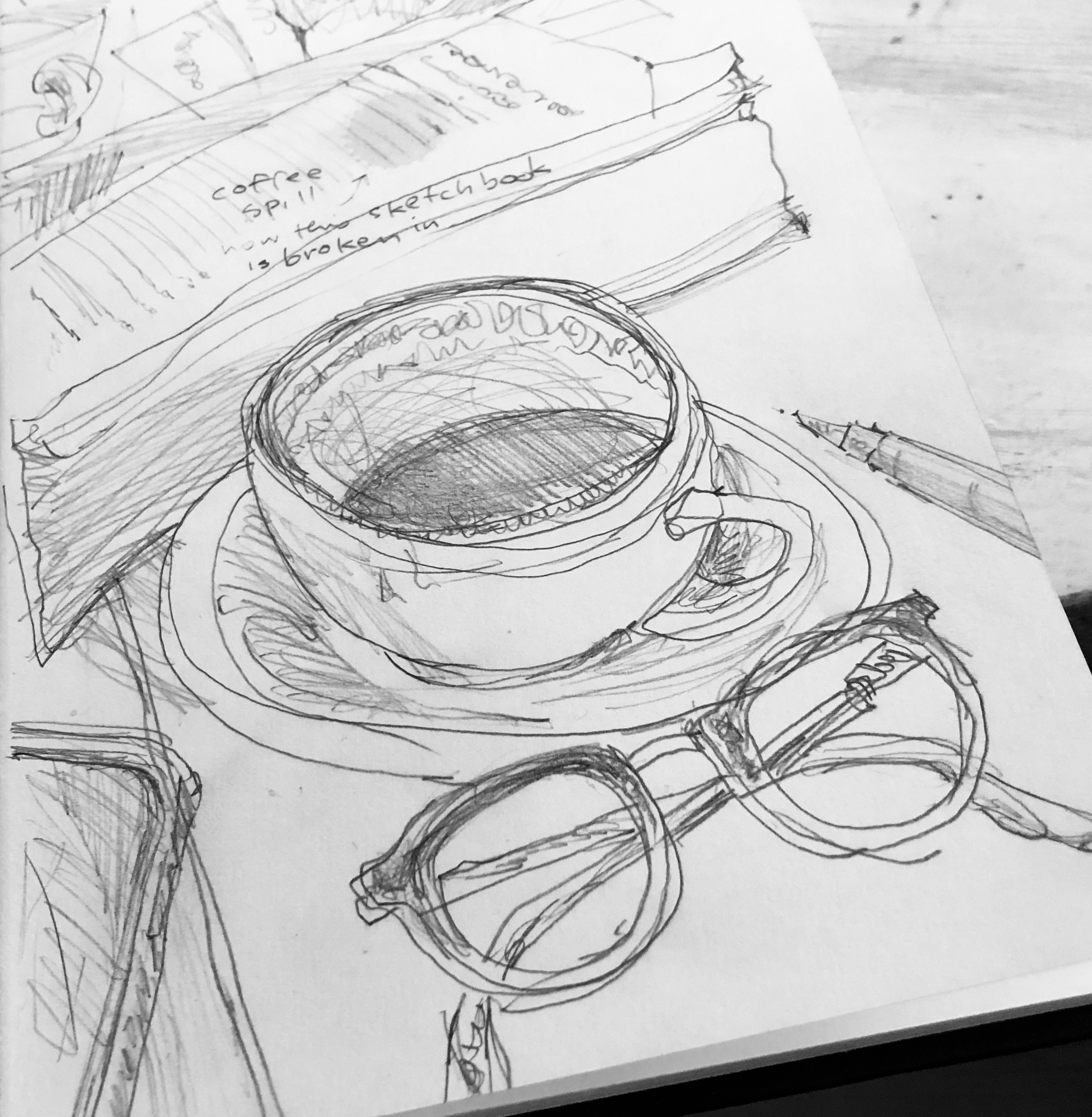 Coffee in Taos