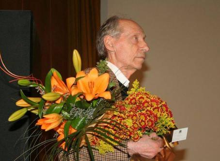 Юлий Стоянов на 90 години