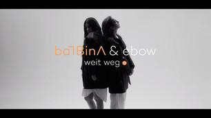 Balbina - Weit Weg. feat. Ebow (Offizielles Video)