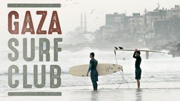 Gaza Surf Club (2016)
