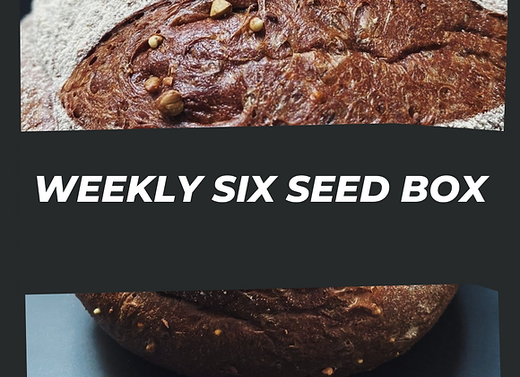 Weekly Six Seed Subscription