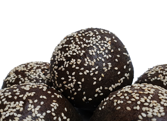 Black Seed Buns (Pack of 6)
