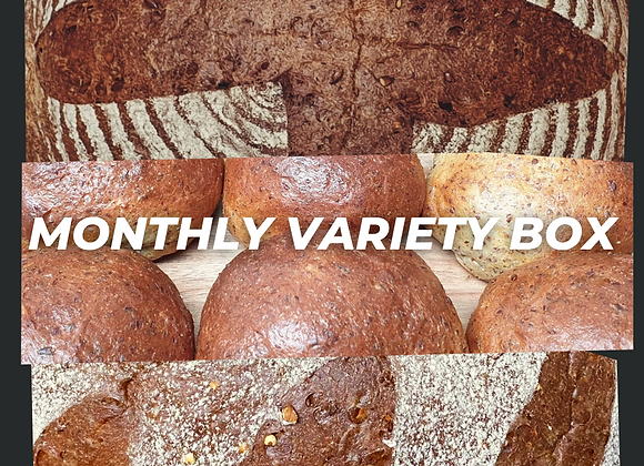Monthly Variety Subscription