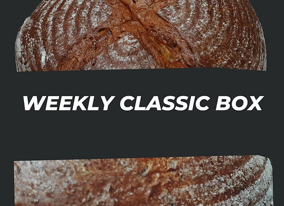 Weekly Classic Subscription