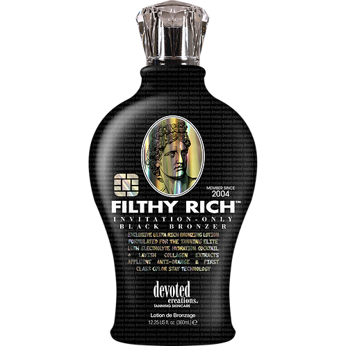 Filthy Rich Tanning Lotion 12.25oz