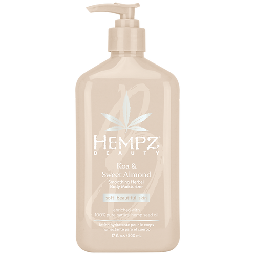 Hempz Beauty Koa & Sweet Almond Daily Moisturizer 17oz