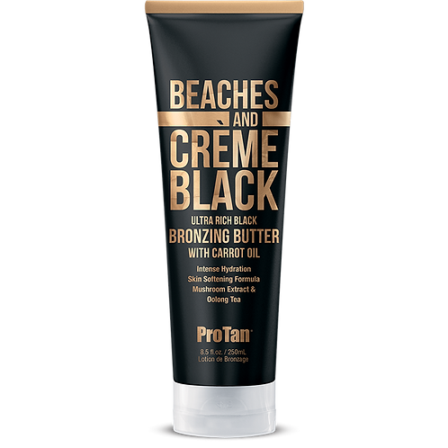 Beaches and Creme Black Bronzing Butter 8.5oz