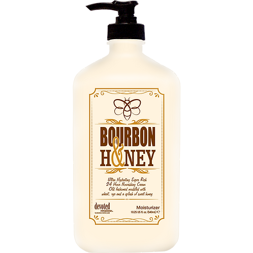 Bourbon & Honey 18.25oz