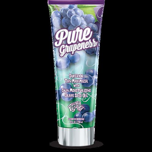 Pure Grapeness Superior Tan Maximizer 8oz