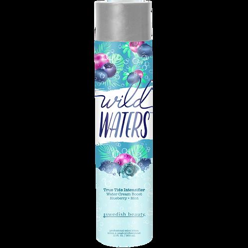 Wild Waters True Tide Intensifier Water Cream Boost Tanning Lotion 10oz