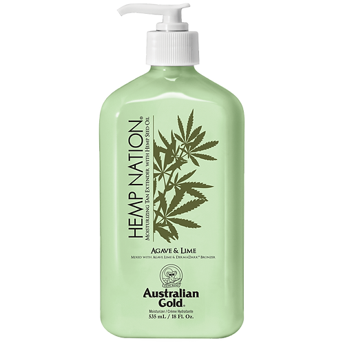 Hemp Nation Agave & Lime 18oz